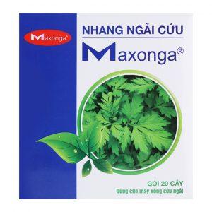 nhang ngải cứu maxonga
