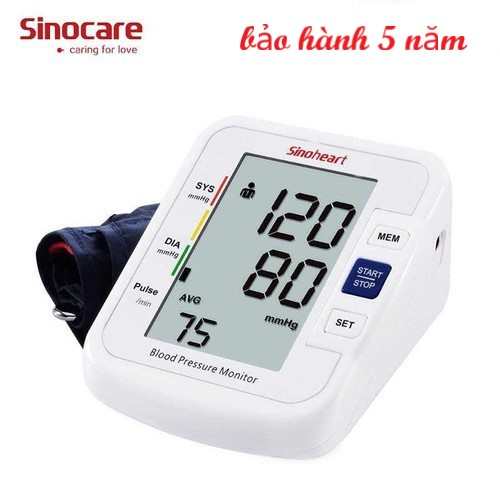 máy đo huyết áp đức sinoheart