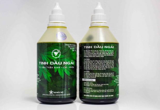 tinh dầu ngải cứu 500 ml