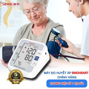 máy đo huyết áp sinoheart