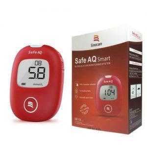 máy đo đường huyết sinocare