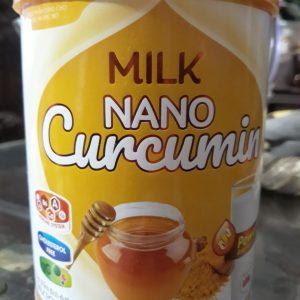 sữa nghệ nano curcumin